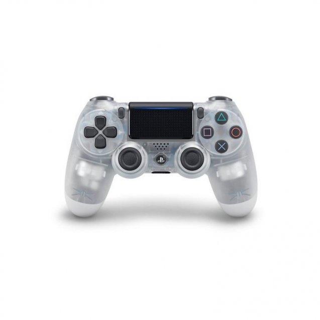 Sony PlayStation DualShock 4 V2 Controller Crystal