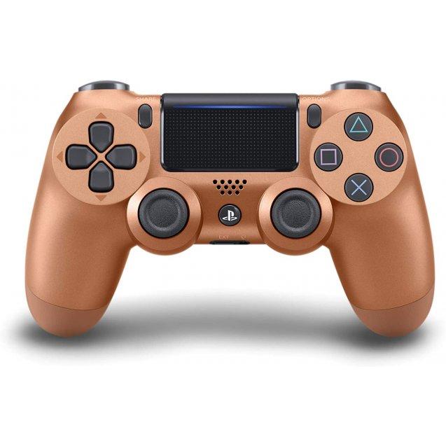 Sony PlayStation DualShock 4 V2 Controller Copper