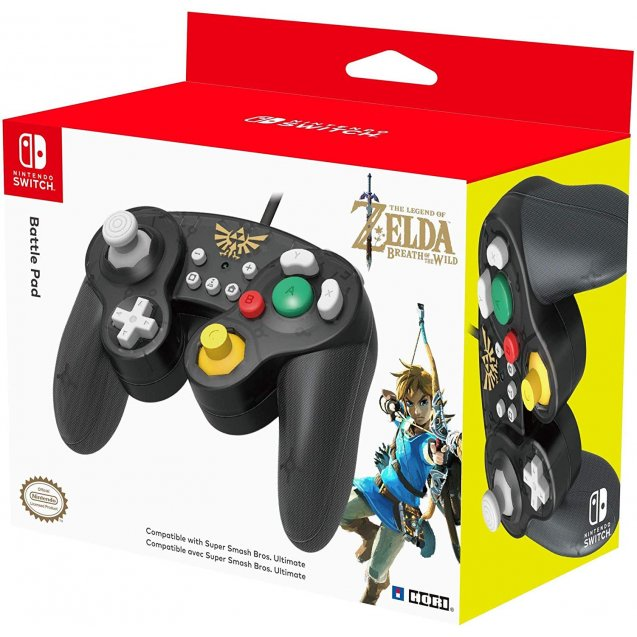 HORI - Nintendo Switch Battle Pad Zelda Edition