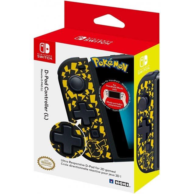 HORI - Nintendo Switch D-Pad Controller (L) Pokémon Edition