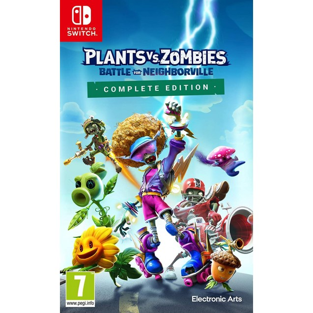 Plants Vs Zombies: Battle For Neighborville Complete Edition NSW