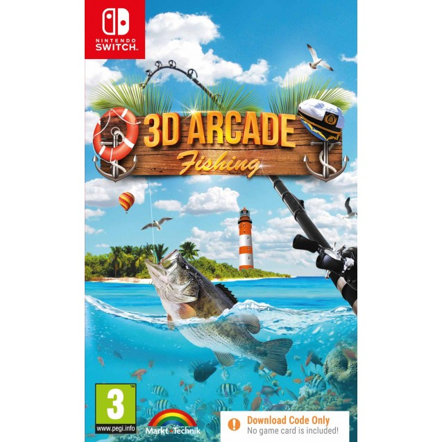 3D Arcade Fishing NSW