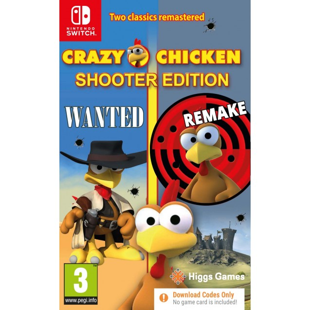 Crazy Chicken Shooter Edition NSW