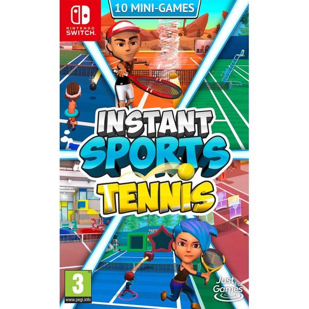 Instant Sports: Tennis NSW