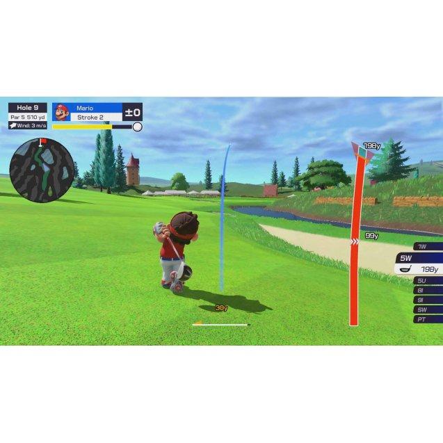 Mario Golf: Super Rush NSW