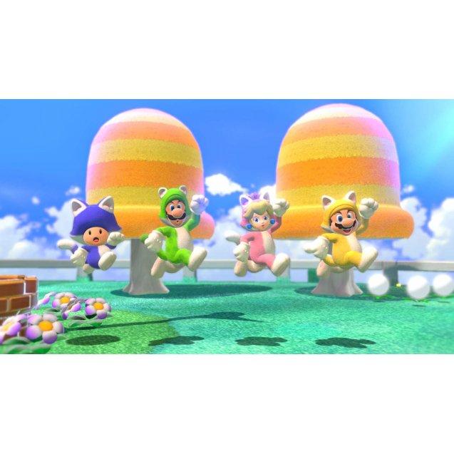 Super Mario 3D World + Bowser's Fury NSW