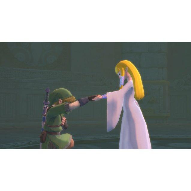 The Legend of Zelda: Skyward Sword HD NSW