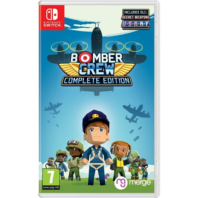 Bomber Crew Complete Edition NSW