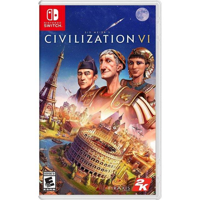 Sid Meier's Civilization VI NSW