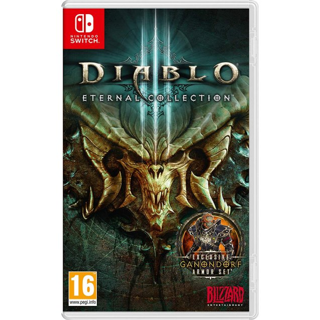 Diablo Eternal Collection NSW