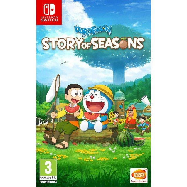 Doraemon Story of Seasons NSW