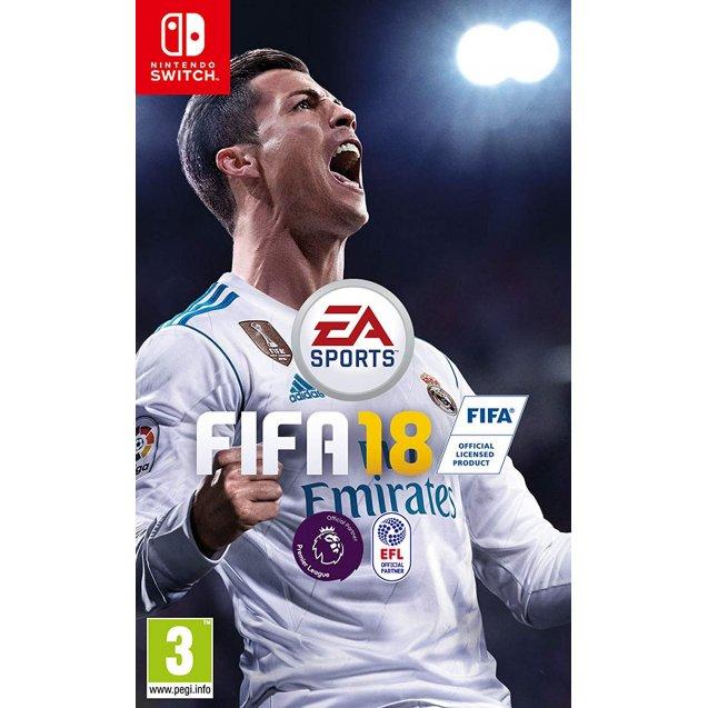 FIFA 18 NSW