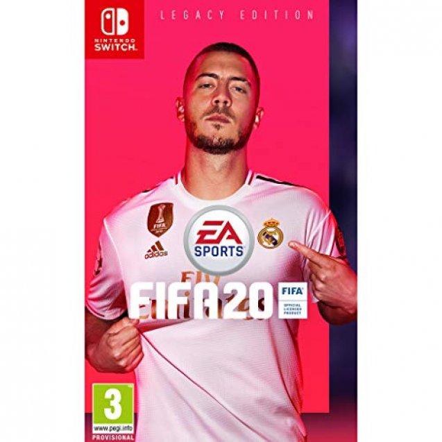 FIFA 20 Switch Edition NSW