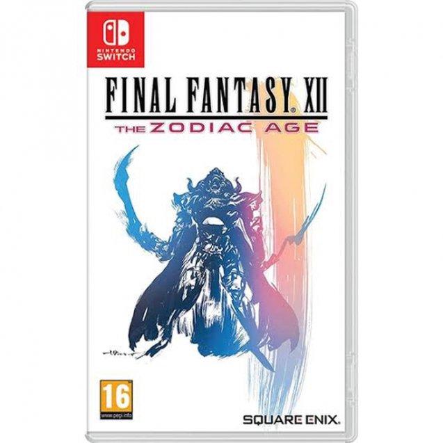 Final Fantasy XII The Zodiac Age NSW
