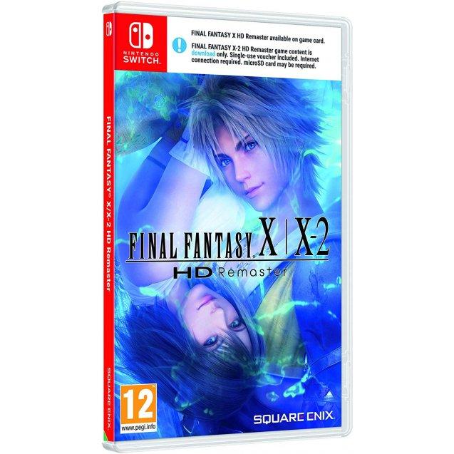 Final Fantasy X/X-2 NSW