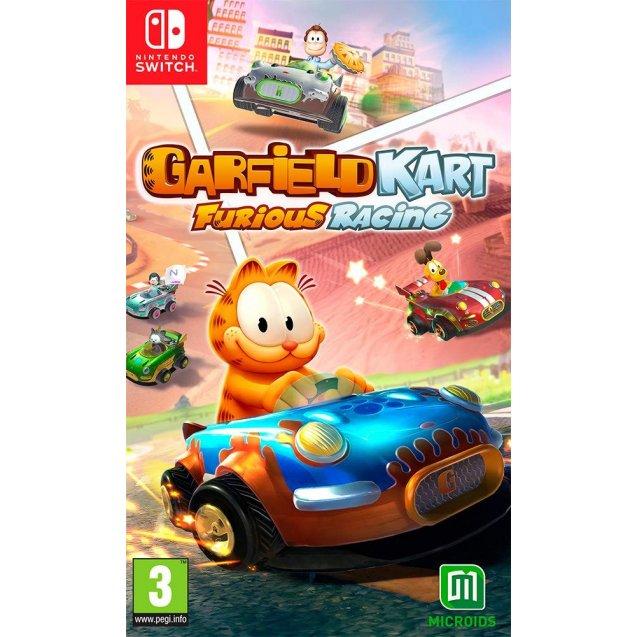 Garfield Kart Furious Racing NSW