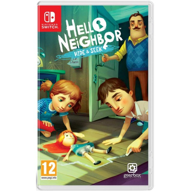 Hello Neighbor Hide & Seek NSW