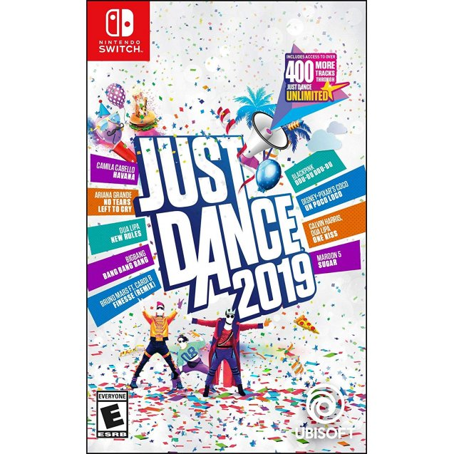 Just Dance 2019 NSW