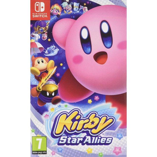 Kirby: Star Allies NSW