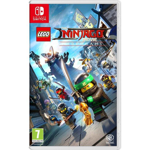 Lego The Ninjago Movie Videogame NSW