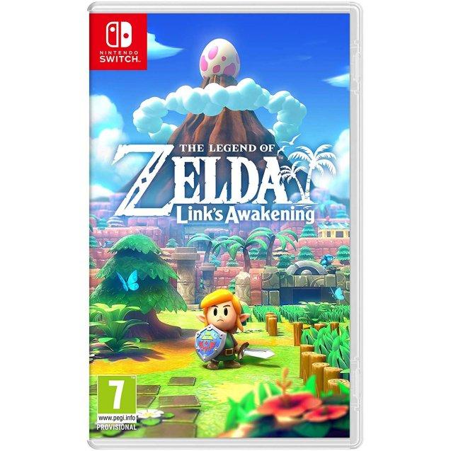 Legend of Zelda Link's Awakening NSW
