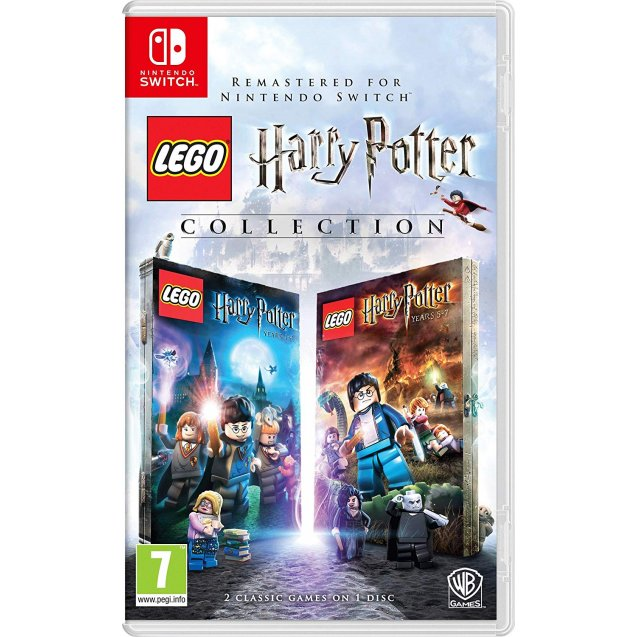 Lego Harry Potter Collection NSW