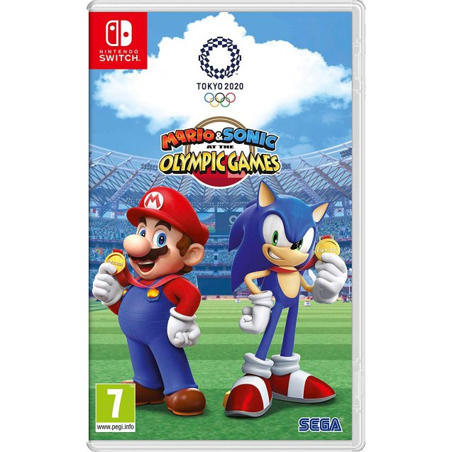 Mario and Sonic at the Olympic Games Tokyo 2020 NSW