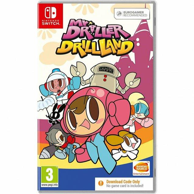 Mr. DRILLER DrillLand Switch Download Code