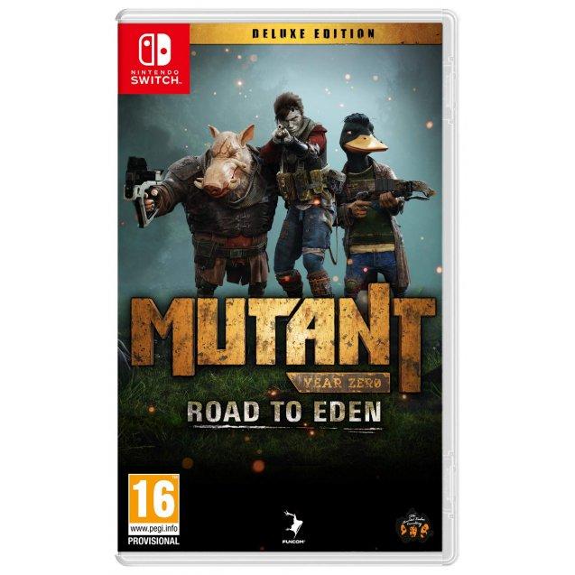Mutant Year Zero: Road to Eden NSW