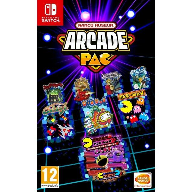 Namco Museum Arcade Pac NSW
