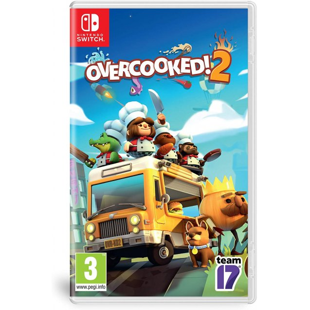 Overcooked! 2 NSW