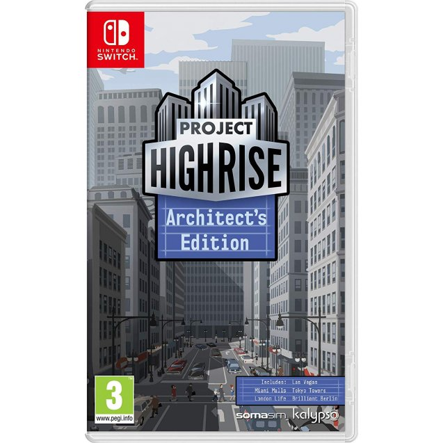 Project Highrise NSW