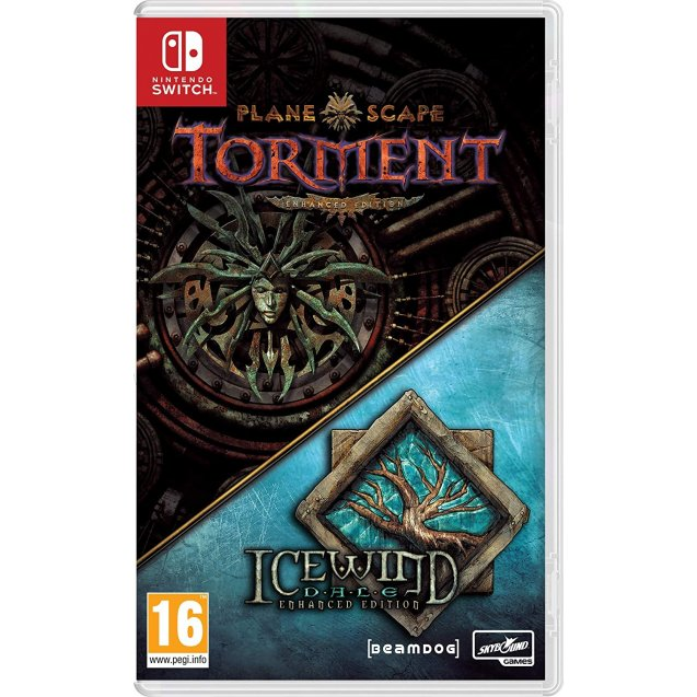 Planescape: Torment & Icewind Dale Enhanced Edition NSW