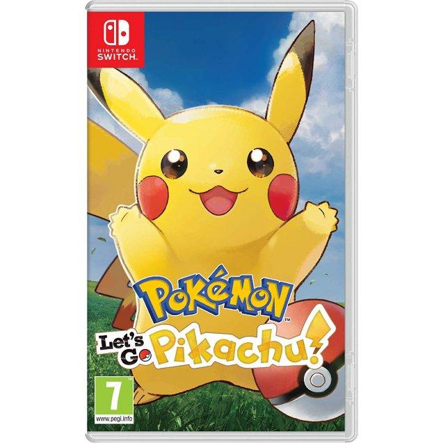 Pokemon: Let's Go NSW
