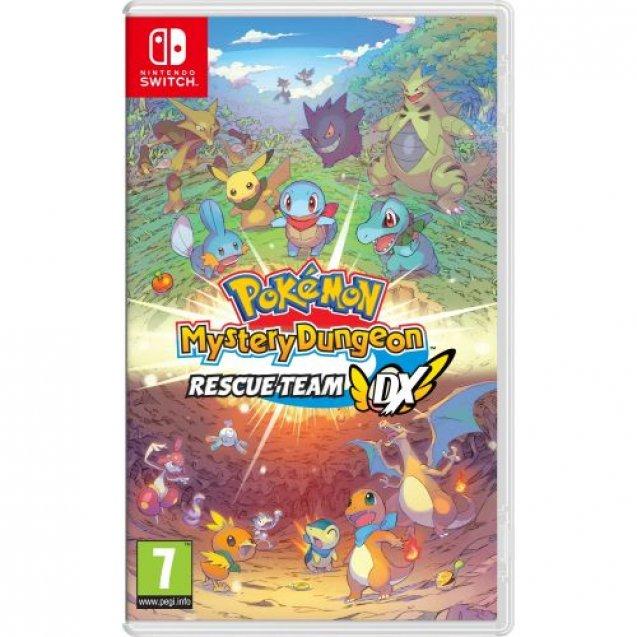 Pokémon Mystery Dungeon: Rescue Team DX NSW