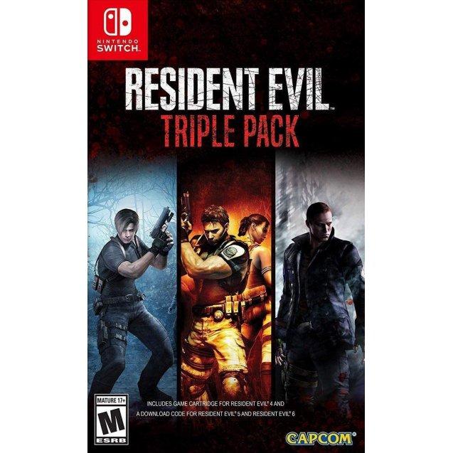 Resident Evil Triple Pack Switch