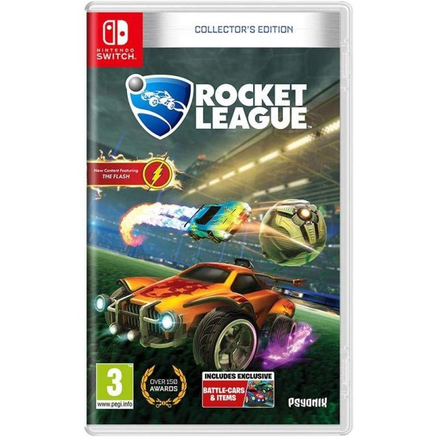 Rocket League Collector's Edition NSW