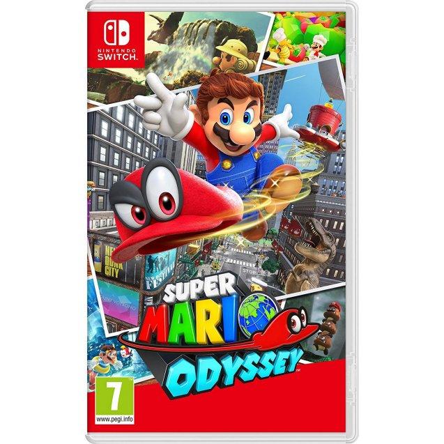 Super Mario Odyssey NSW