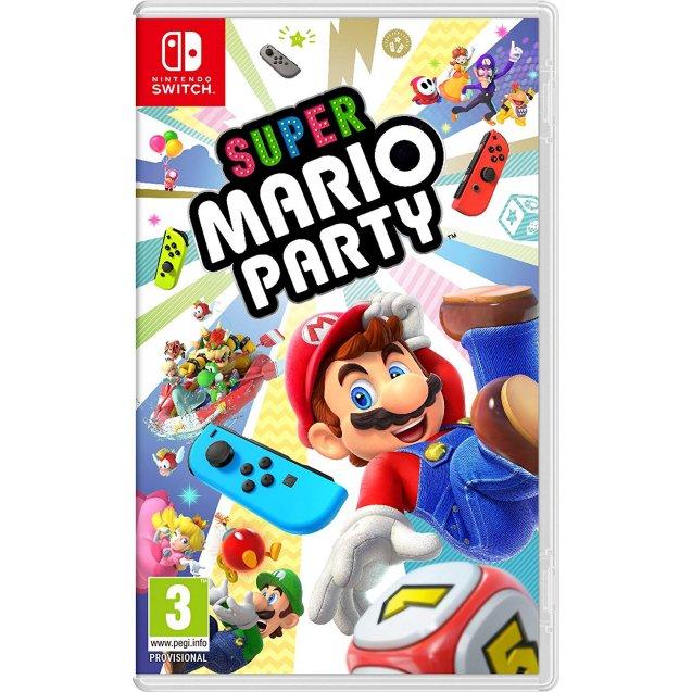 Super Mario Party NSW