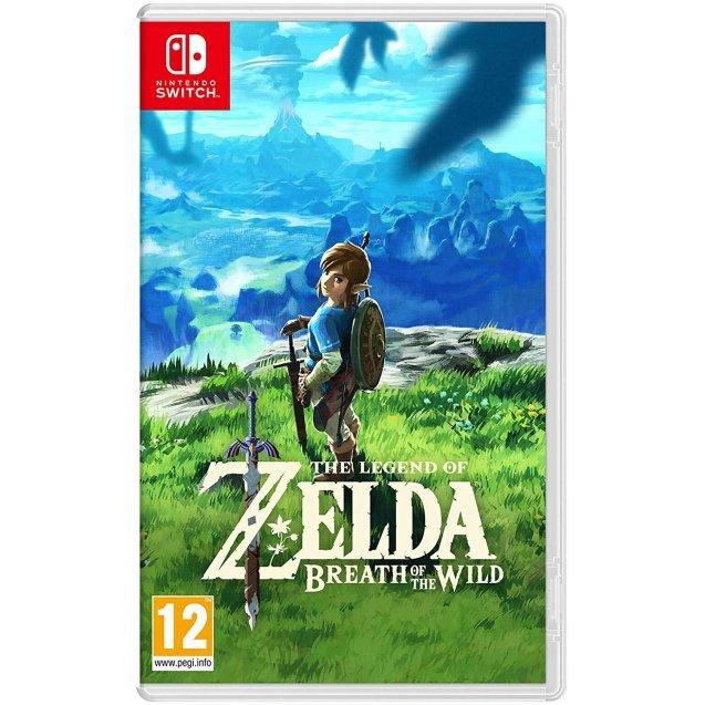 The Legend of Zelda: Breath of the Wild NSW