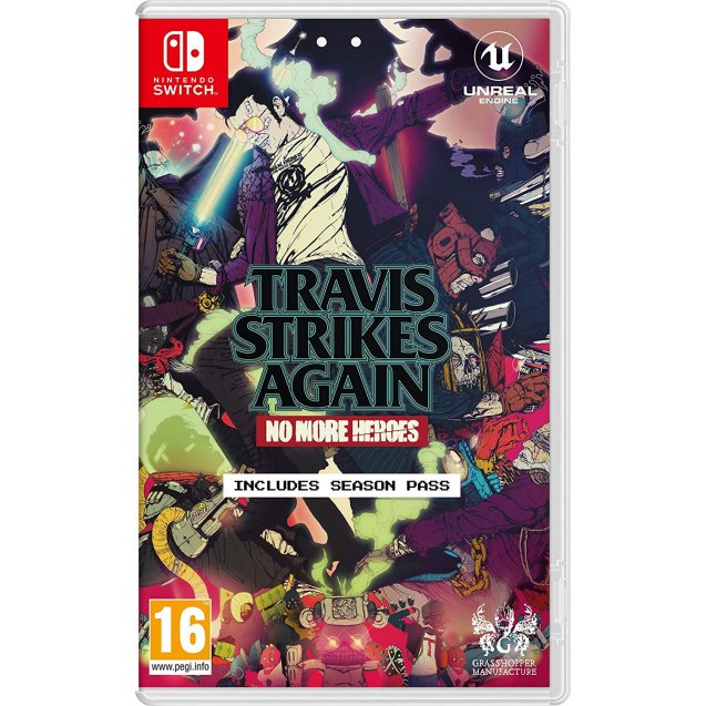Travis Strikes Again: No More Heroes NSW