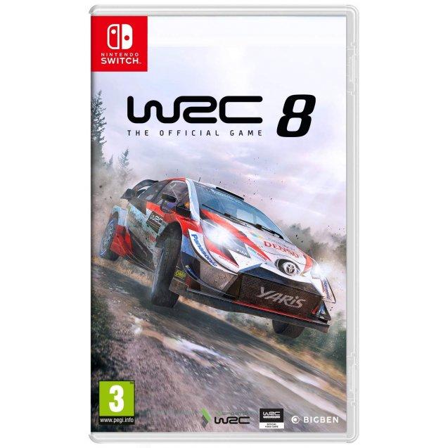 WRC 8 NSW