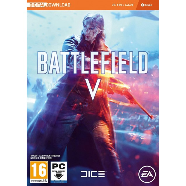 Battlefield V (PC, Code in a box)