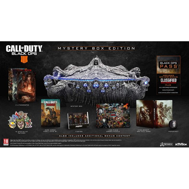 Call of Duty: Black Ops 4 Mystery Box PC