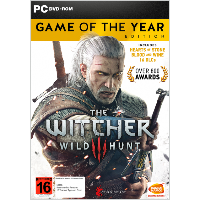 The Witcher 3 Game of the Year Edition PC