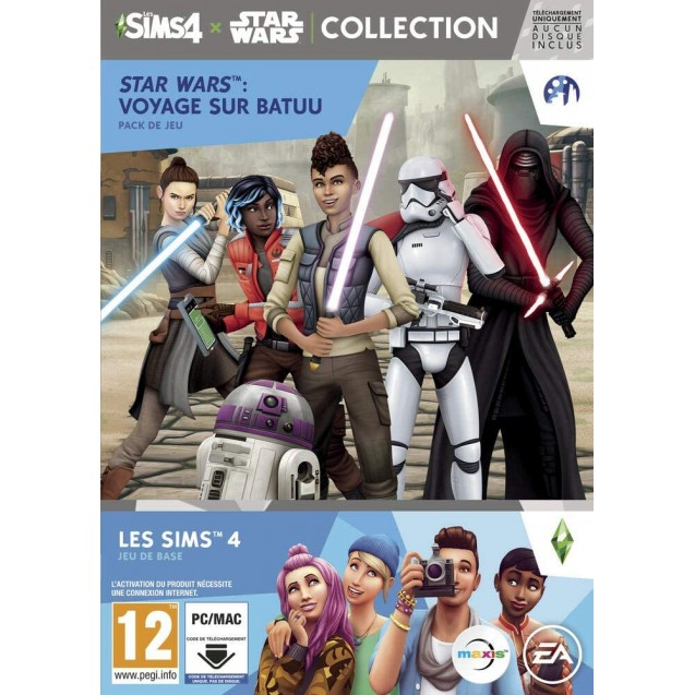The Sims 4 Star Wars: Journey to Batuu (PC)