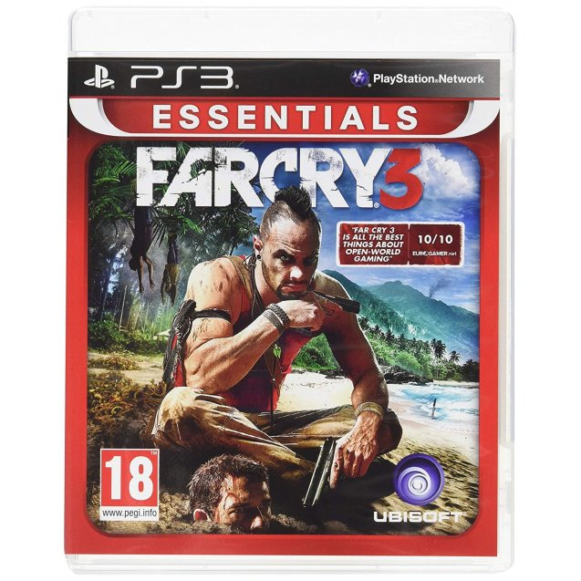 Far Cry 3 PS3 Essentials