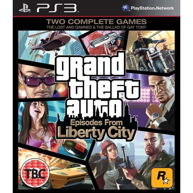 Grand Theft Auto IV: Episodes from Liberty City Essentials PS3
