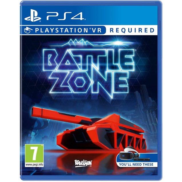 Battlezone PSVR