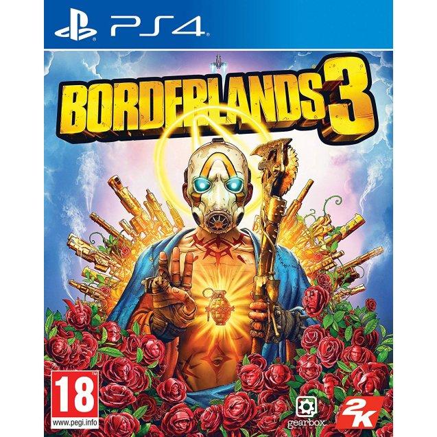 Borderlands 3PS4